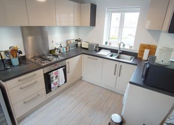 Thumbnail 3 bed end terrace house to rent in Sorrel Place, Stoke Gifford, Bristol