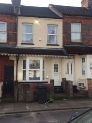Thumbnail 3 bed terraced house to rent in Ivy Road, Luton