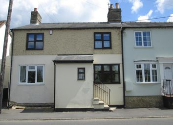 Thumbnail 4 bedroom terraced house to rent in High Street, Wrestlingworth