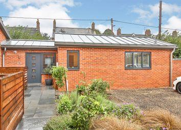 Thumbnail 2 bed semi-detached bungalow for sale in Barons Hall Lane, Fakenham