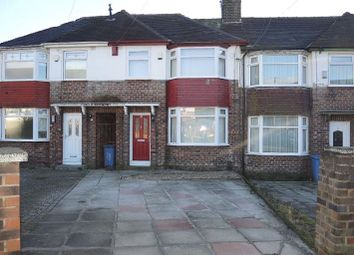 Thumbnail 3 bedroom terraced house to rent in Molesworth Grove, Childwall, Liverpool