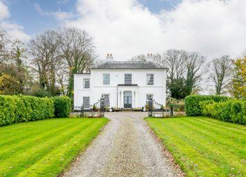 Thumbnail 6 bed detached house for sale in Shrewsbury Road, Wem, Shrewsbury