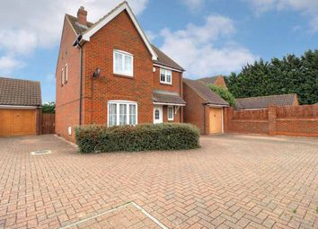 Thumbnail 4 bed detached house for sale in The Rickyard, Lower Shelton, Bedfordshire