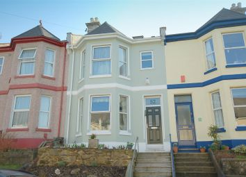 Thumbnail 4 bedroom terraced house for sale in St. Georges Terrace, Plymouth
