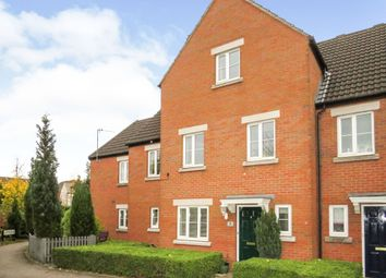 Thumbnail 4 bed end terrace house for sale in Kings Drive, Stoke Gifford, Bristol
