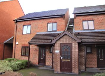 Thumbnail 1 bed maisonette for sale in Peter James Court, Stafford