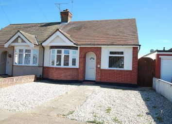 Thumbnail 4 bed semi-detached bungalow to rent in Gordon Road, Woodside, Grays