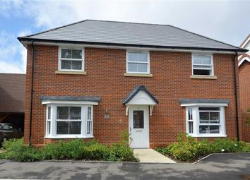 Thumbnail 4 bed detached house to rent in Wheatfields, Ashford, Kent