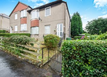Thumbnail 3 bedroom flat for sale in Reston Drive, Hillington, Glasgow