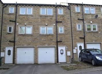 Thumbnail 4 bed town house to rent in Old Clock Mill Court, Denholme, Bradford