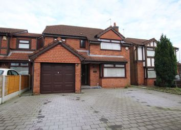Thumbnail 4 bed detached house for sale in Colby Close, Childwall, Liverpool