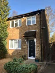 Thumbnail 3 bed end terrace house to rent in Cumbria Close, Houghton Regis, Dunstable