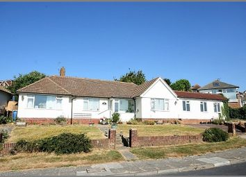 Thumbnail 4 bed detached bungalow for sale in Winton Avenue, Saltdean, Brighton, East Sussex