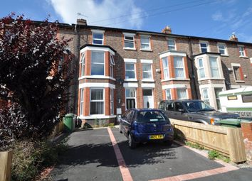 Thumbnail 4 bed flat to rent in Manor Road, Wallasey
