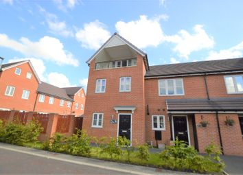 Thumbnail 3 bed terraced house for sale in Riverside Way, Castleford, West Yorkshire