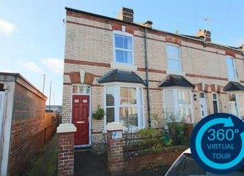 Thumbnail 2 bed end terrace house for sale in Landscore Road, St Thomas, Exeter