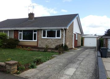 Thumbnail 2 bed semi-detached bungalow for sale in Knights Court, Bottesford, Scunthorpe