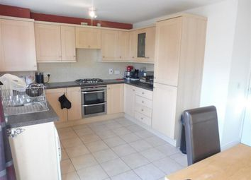 Thumbnail 4 bed terraced house to rent in Brook Furlong Drive, Birstall, Leicester