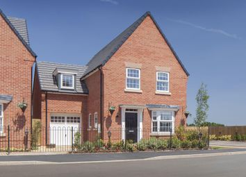 "Thumbnail 4 bedroom detached house for sale in ""Lincoln"" at Staunton Road, Coleford"