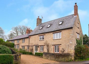 Thumbnail 4 bedroom detached house for sale in High Street, Stoke Goldington, Newport Pagnell