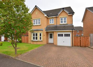 Thumbnail 4 bed detached house to rent in Leggate Way, Bellshill