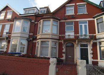 Thumbnail 1 bedroom flat to rent in Hornby Road, Blackpool