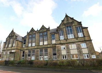 Thumbnail 2 bed flat for sale in Farrar Court, Broad Lane, Bramley