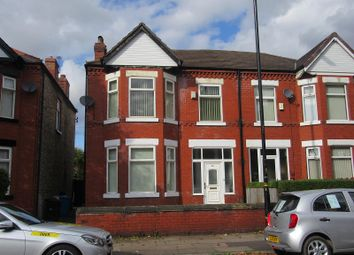 Thumbnail 4 bed terraced house for sale in Kings Road, Old Trafford, Manchester.