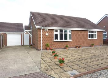 Thumbnail 2 bed detached bungalow for sale in Jutland Court, New Waltham, Grimsby