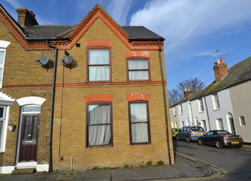 Thumbnail 2 bed maisonette for sale in Swanfield Road, Whitstable