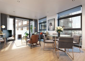 Thumbnail 1 bedroom flat for sale in Worship Street, Shoreditch