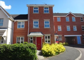 Thumbnail 4 bed town house to rent in Blacksmith Place, Hamilton, Leicester