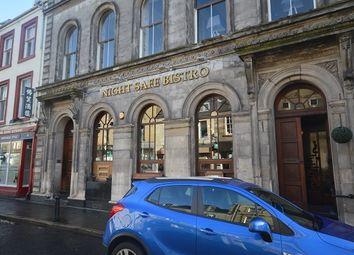 Thumbnail Restaurant/cafe for sale in High Street, Hawick, Scottish Borders