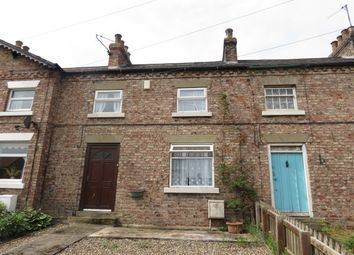 Thumbnail 3 bed cottage to rent in High Row, Kirby Misperton, Malton
