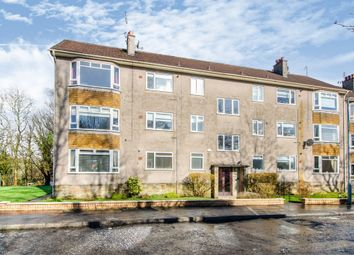 Thumbnail 2 bedroom flat for sale in Busby Road, Busby, Glasgow