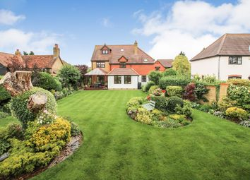 Thumbnail 4 bed detached house for sale in The Willows, Edlesborough, Dunstable