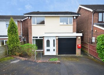 Thumbnail 3 bed detached house for sale in Cygnet Close, Madeley Heath, Crewe