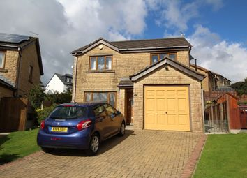 Thumbnail 4 bed detached house for sale in Hartlands Close, Burnley