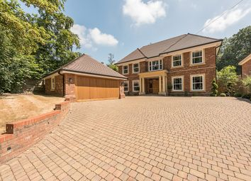 Thumbnail 6 bed detached house to rent in Nightingales Lane, Chalfont St. Giles