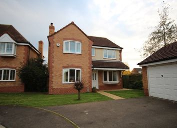 Thumbnail 4 bed detached house for sale in Ogilby Court, Woodlesford, Leeds