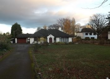 Thumbnail 3 bed detached bungalow to rent in Oak Crest, Bawtry Road, Doncaster