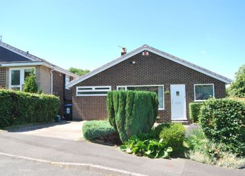 Thumbnail 3 bedroom detached bungalow for sale in Tor Rise, Matlock