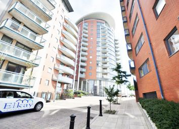 Thumbnail 2 bed flat to rent in Orion Point, Crews Street, Canary Wharf