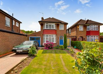 Thumbnail 3 bedroom detached house for sale in Woodcroft, Greenford