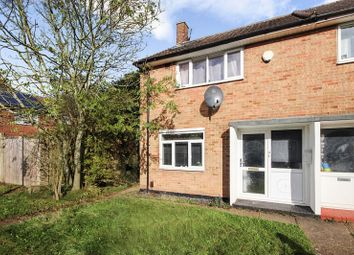 Thumbnail 3 bed end terrace house for sale in Marbles Way, Tadworth, Surrey.