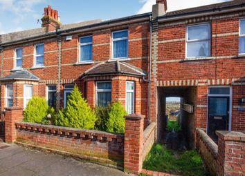 Thumbnail 3 bedroom terraced house for sale in Hurst Road, Eastbourne
