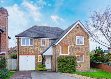 4 bed detached house for sale in Cherrywood Rise, Orchard Heights, Ashford, Kent TN25