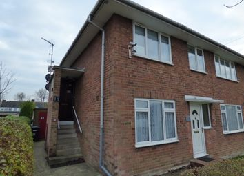 2 bed maisonette to rent in Hillary Close, Luton LU3