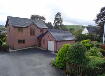 Thumbnail 3 bed detached house for sale in Parc Curig, Llangurig, Llanidloes, Powys