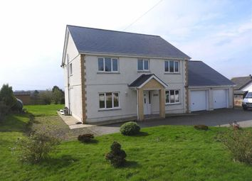 Thumbnail 5 bed detached house for sale in Tanygroes, Cardigan